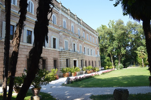 Fiastra - Palazzo Giustiniani-Bandini