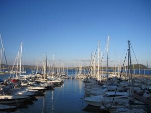 Il porto di Tlamone
