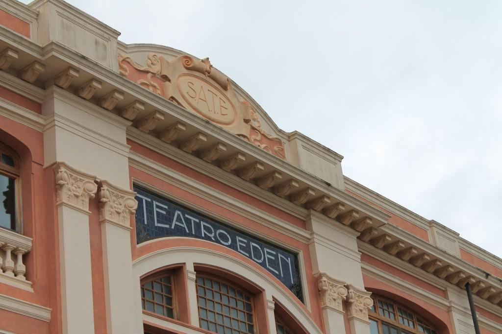 teatro eden viareggio edificio liberty sulla passeggiata