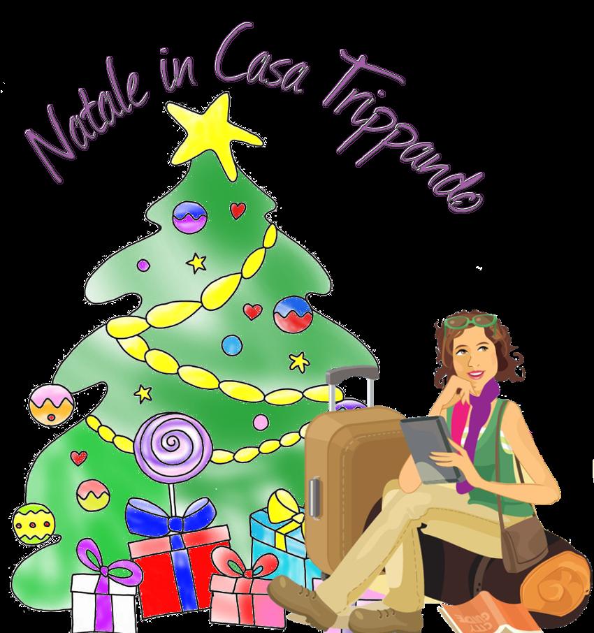 Natale in casa trippando logo