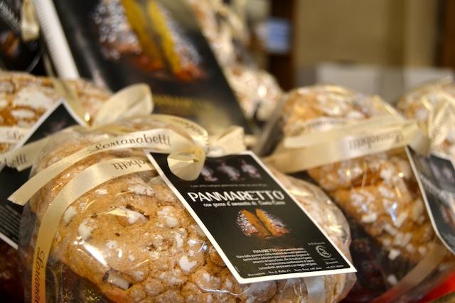 Panettone Panmaretto