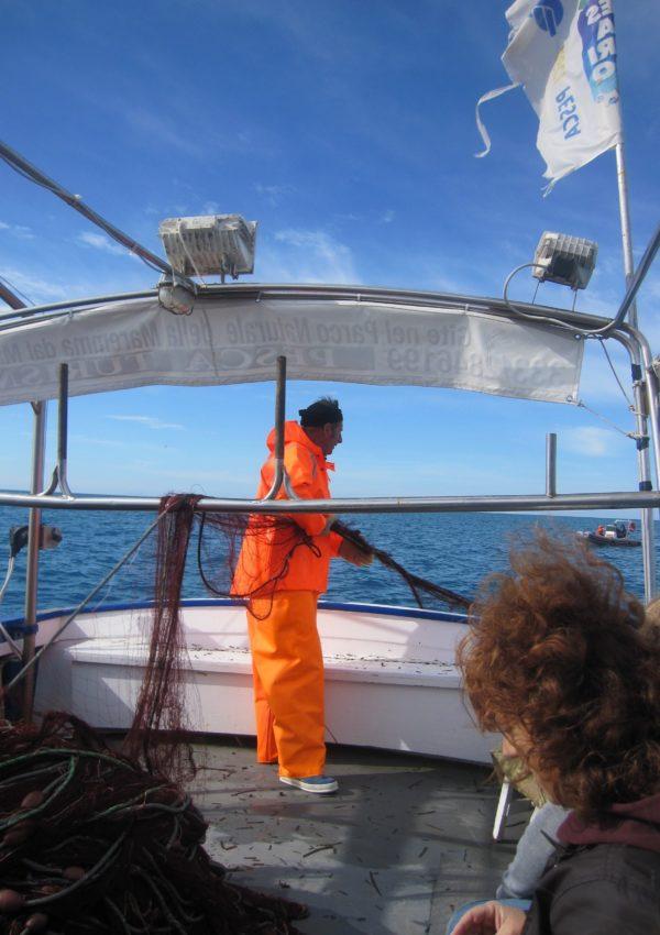 Pescaturismo in Maremma: una giornata con i pescatori della costa Toscana
