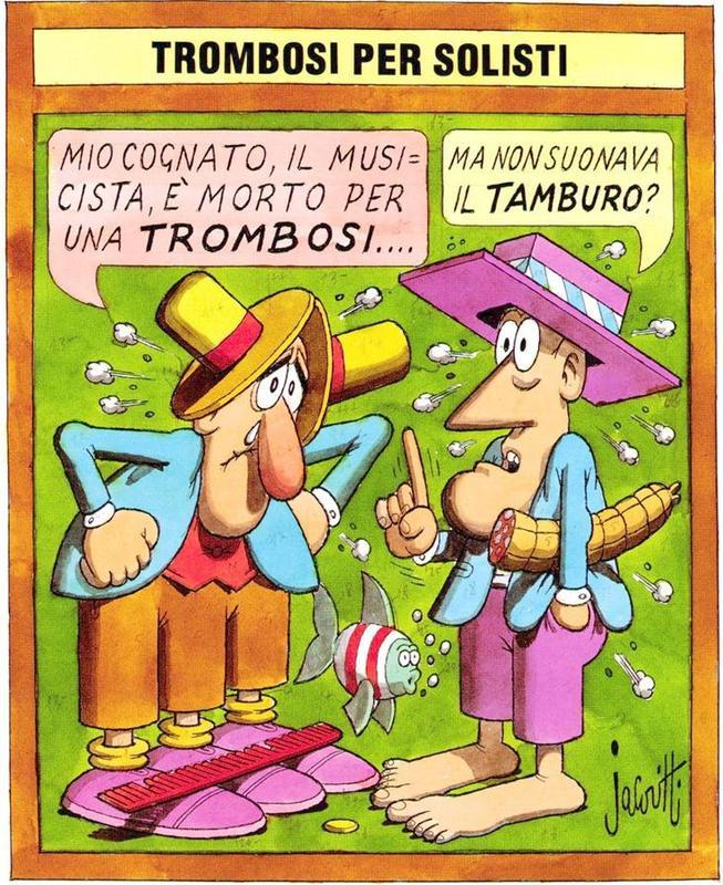 Trombosi Jac