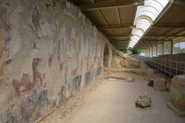 Urbs Salvia - resti romani