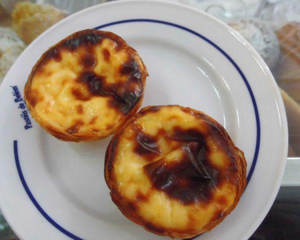 Lisbona e i suoi Pastéis de Nata