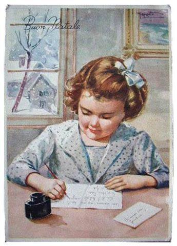 Immagini Natale Anni 60.Il Natale Di Una Bambina Degli Anni 50 Trippando