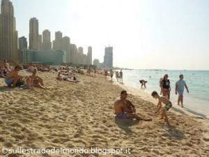 Dubai spiaggia