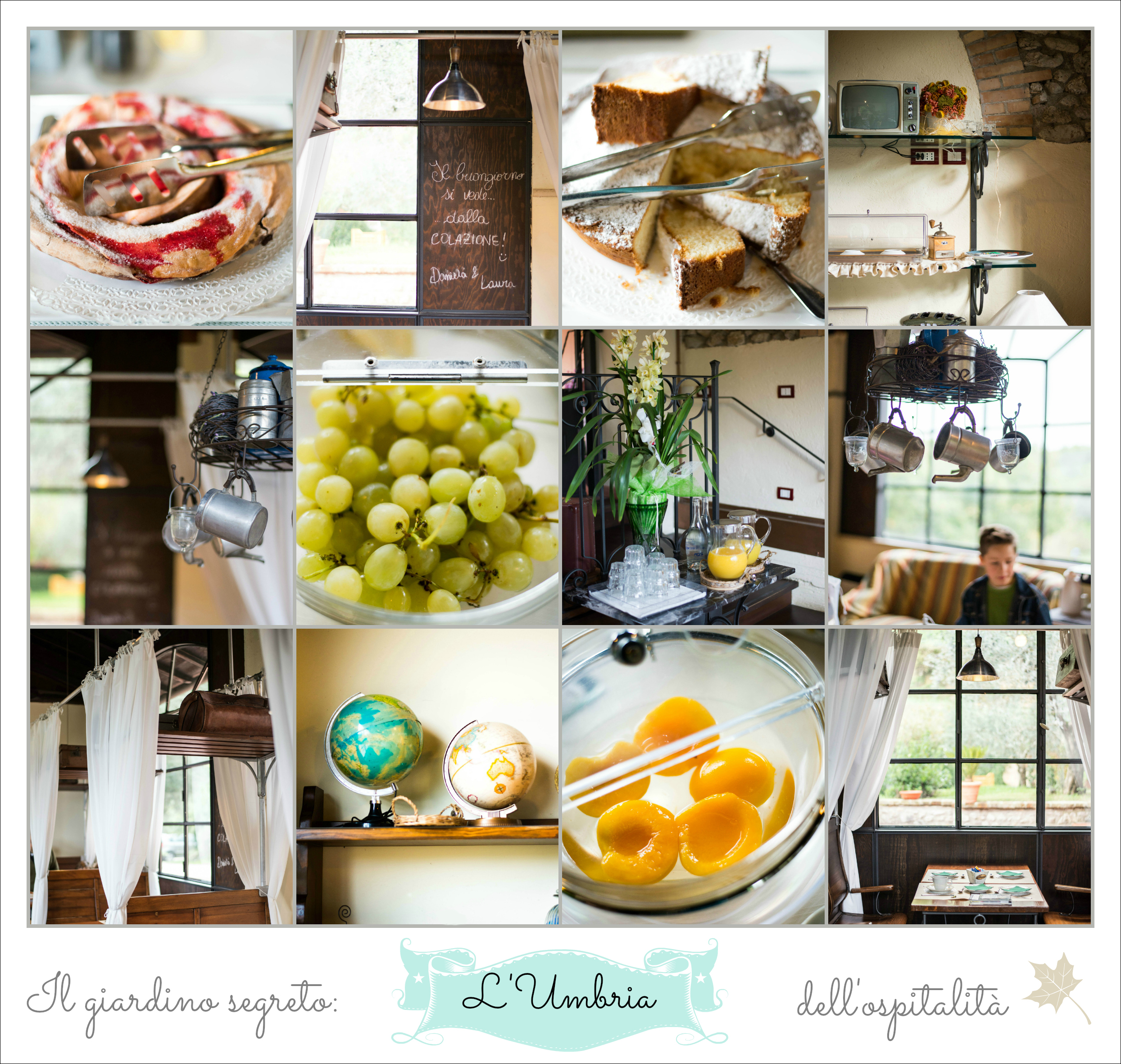 Frantoi Aperti, Umbria: l'ospitalità dell'Albergo La Macchia