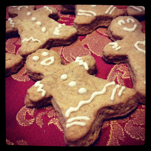 gingerbread forchettina