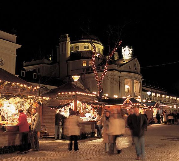 I Mercatini di Natale di Merano