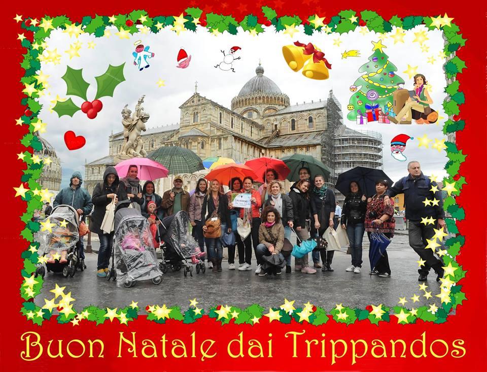 Buon Natale dai Trippando's
