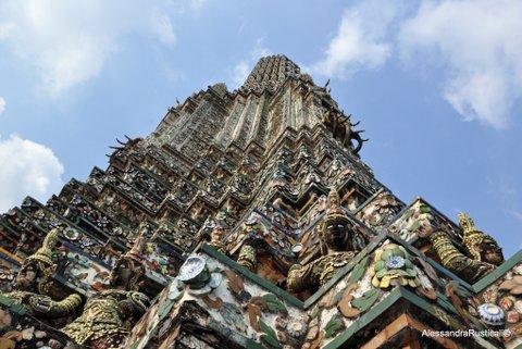 Wat Arun (Tempio del Sole che Sorge) a Bangkok