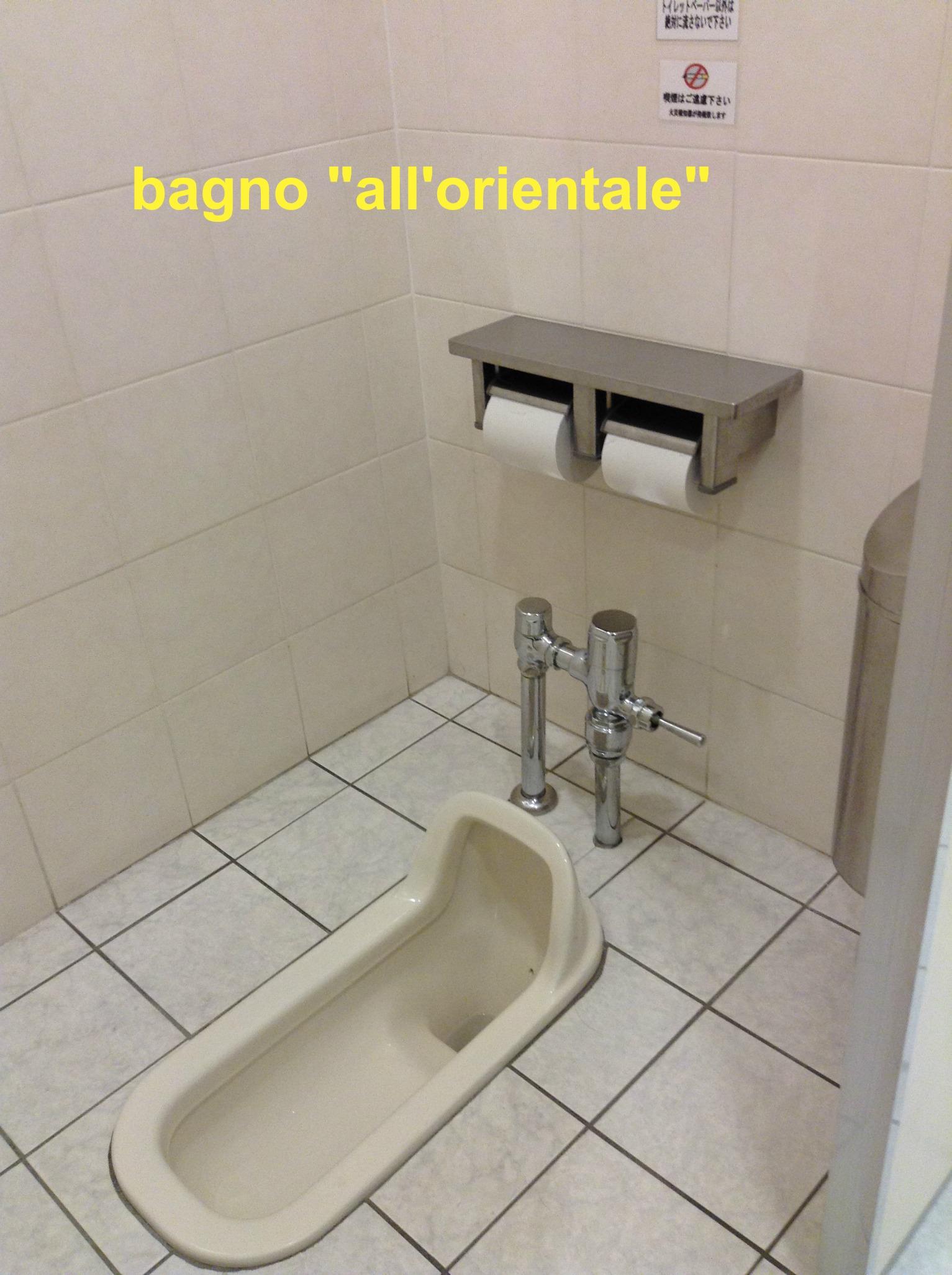 Giappone paese che vai toilette che trovi - Tipi di bagno ...