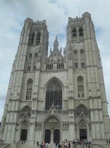Concattedrale San Michele e Gudula, Bruxelles