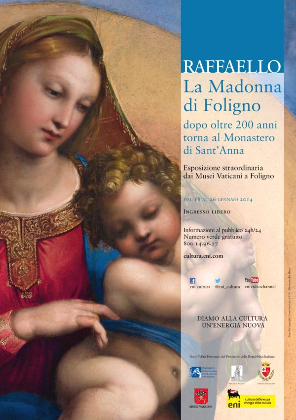 La Madonna di Foligno torna a casa!