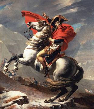 Napoleone rampante