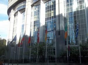 Scorcio Parlamento Europeo