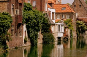 Bruges, canali