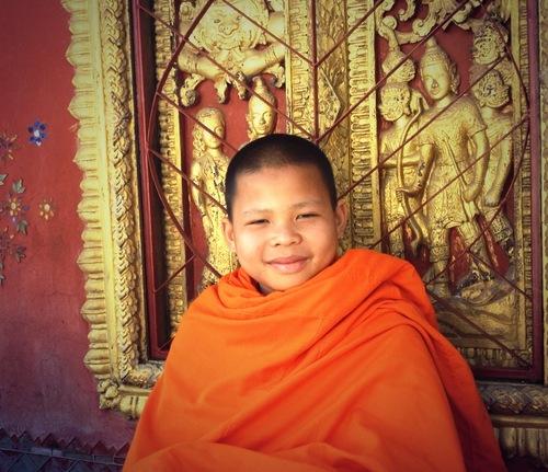 I bambini del Laos