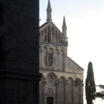 Scorcio del Duomo di Massa Marittima