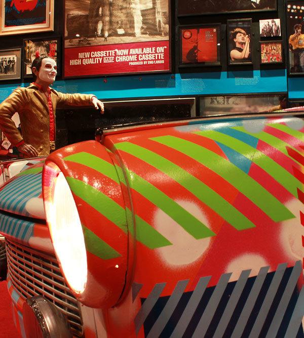 """Dublino: U2 in mostra al """"Piccolo Museo"""""""