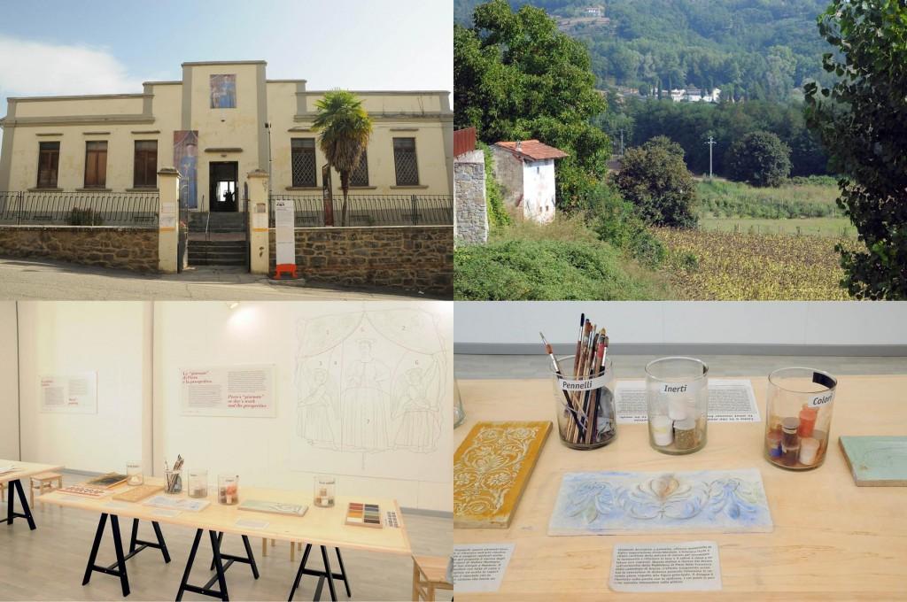 collage Monterchi