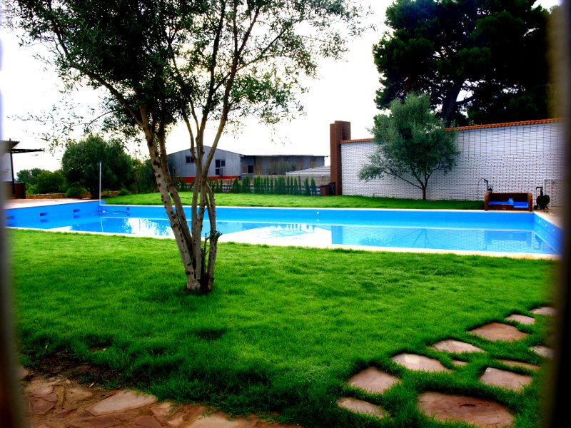 Valencia Camper Park piscina
