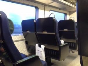 i treni svedesi