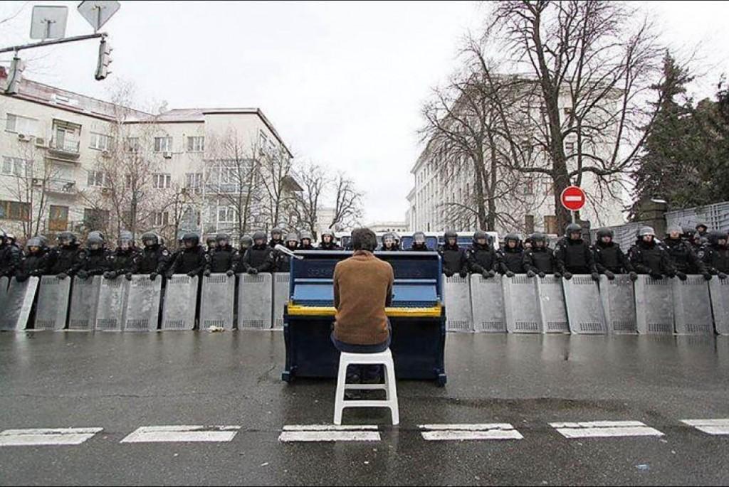 Il pianista di Kyiv