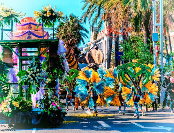 Il sorprendente carnevale di Nizza