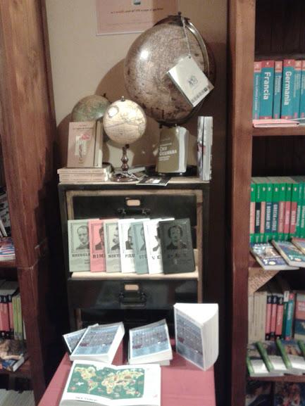 """I Luoghi del Cuore: la Libreria di Viaggio """"L'Orsa Minore"""" a Pisa"""