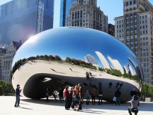 the bean: il fagiolo simbolo di Chicago