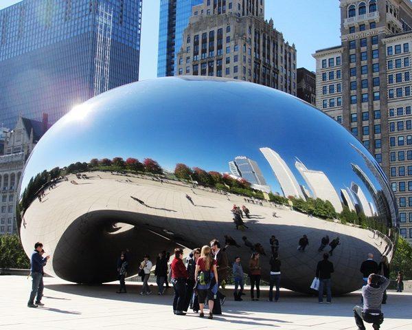 Chicago è… architettura.