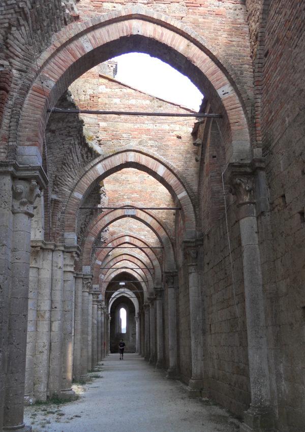 San Galgano: viaggio nel tempo andata e ritorno
