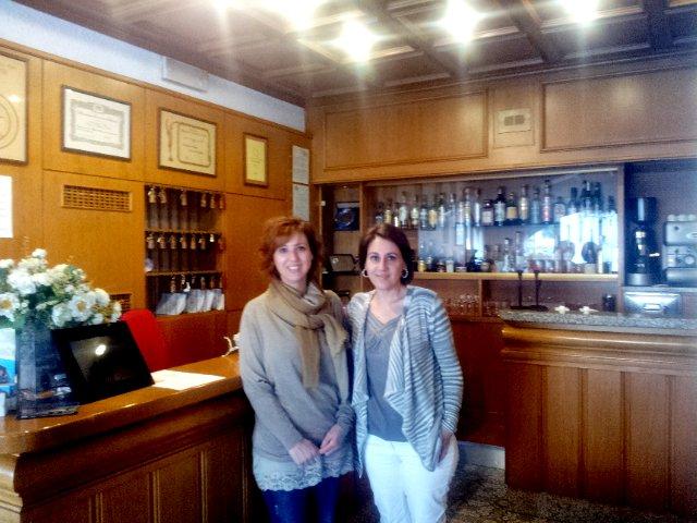 Elena e Paola hotel Alpino