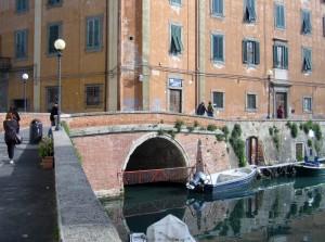 La piccola Venezia a Livorno