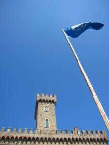 Il castello di Castiglioncello