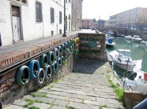 Livorno_scorci sul fosso mediceo