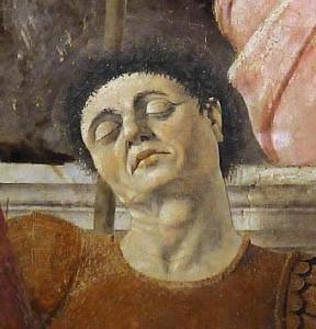 Piero della Francesca Selfie