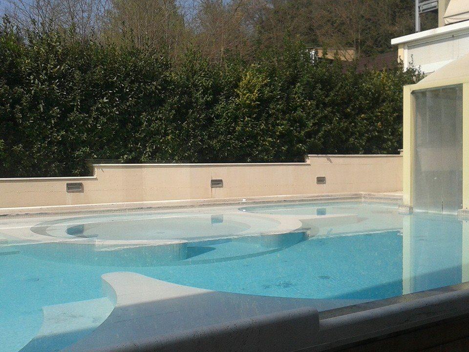 grotta giusti piscina per hotel