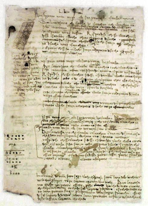 testo Leonardo