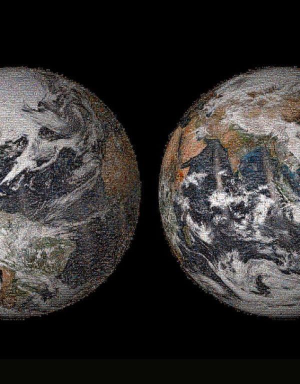 #perilmondo by NASA – #globalselfie