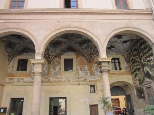 Scorci di Palermo lungo l'itinerario di Tomasi di Lampedusa