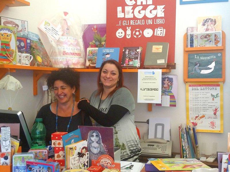 Lisa e Stefania Il Mosaico libri per bambini a Imola