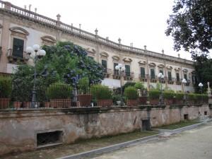 Palazzo citato nel Gattopardo