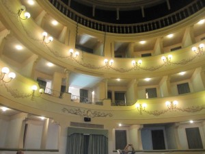 Il Teatro dei Vigilanti
