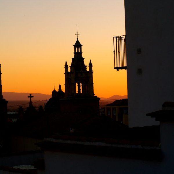Granada in campeggio