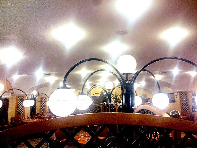 hotel vecchia Riva ristorante