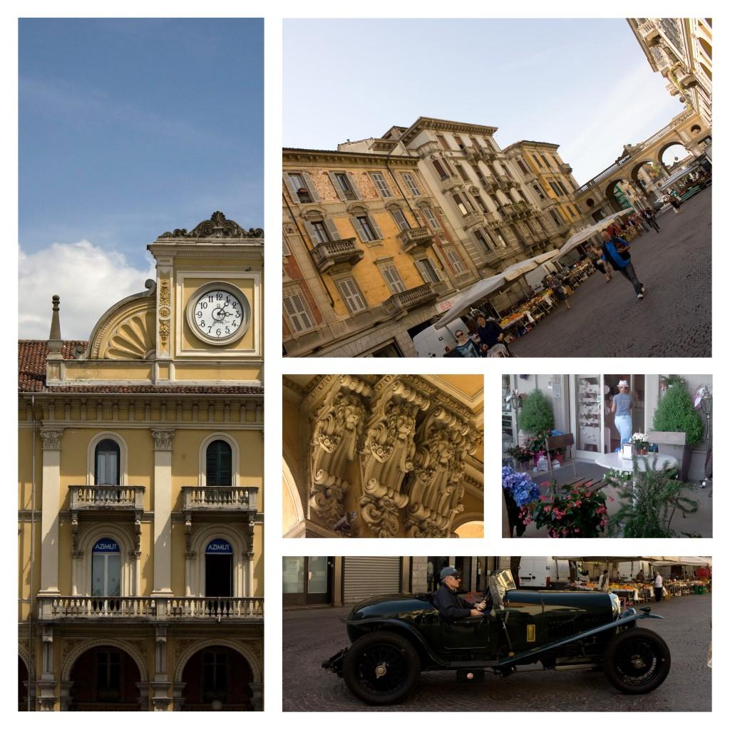 Piazza Garibaldi e i suoi tesori tra cui la pasticceria Antonella Dolci specializzata in Cake design.