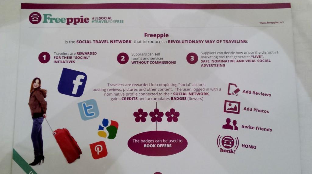 Ecco come funziona Freeppie